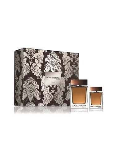 Dolce&Gabbana The One For Men EDT 100 ml + EDT 30 ml Erkek Parfüm Seti Renksiz